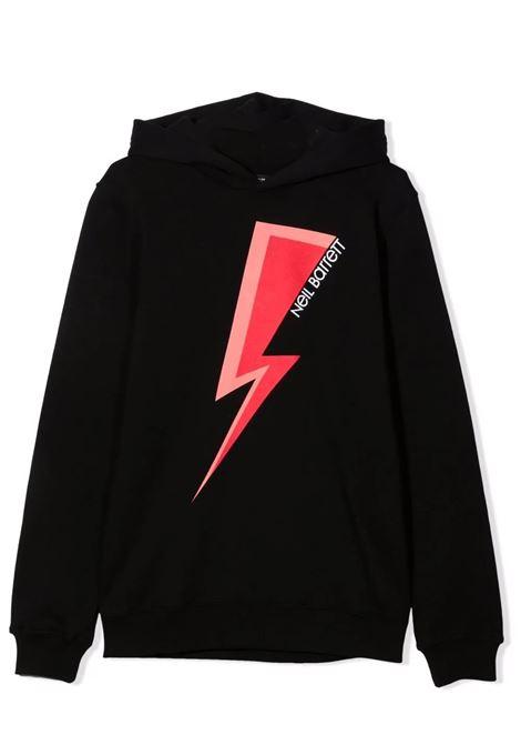 Sweatshirt with print NEIL BARRETT KIDS | 028957110