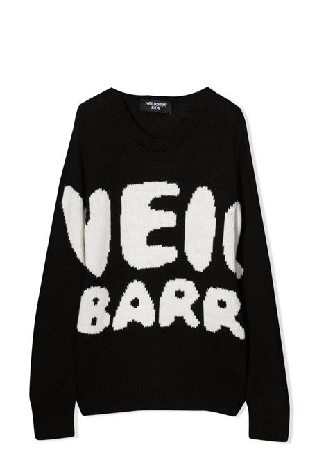 Logo sweater NEIL BARRETT KIDS | 028982110