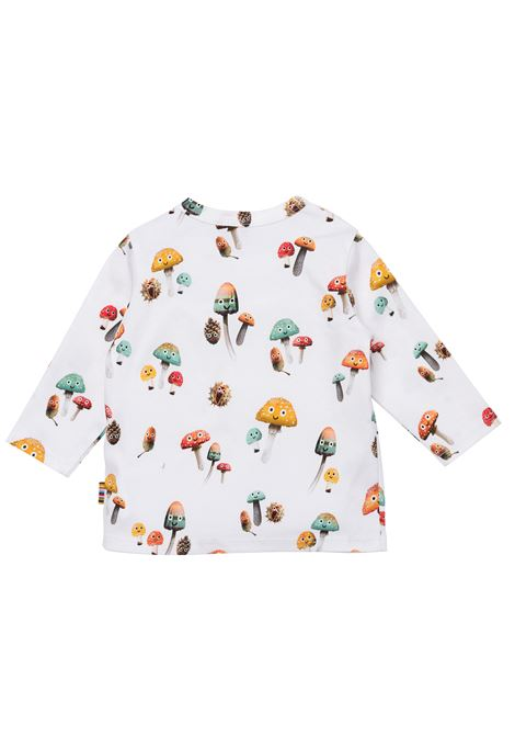 T-shirt with print PAUL SMITH JUNIOR | P0506210P