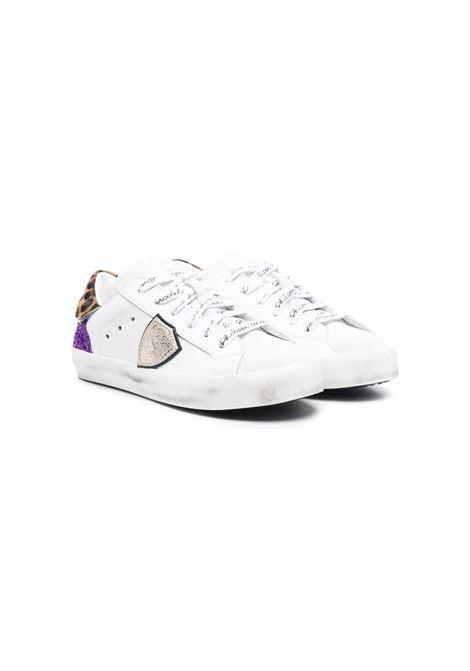 Sneakers con logo PHILIPPE MODEL KIDS | 694781