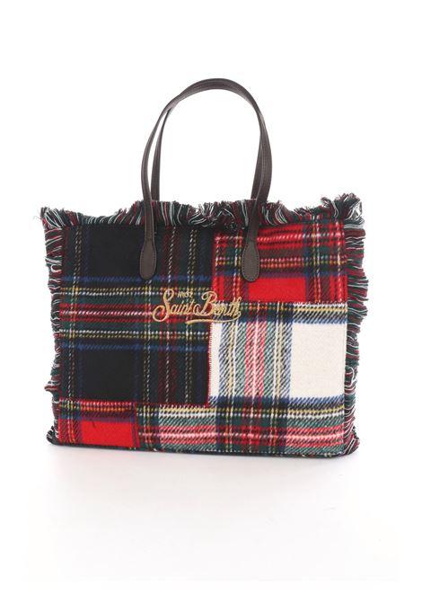 Fabric handbag Saint barth | VANITYPTTAOR
