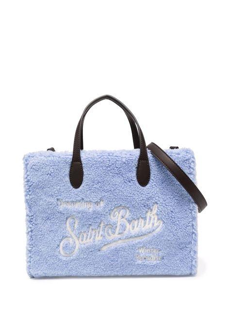 Teddy effect bag Saint barth | VIVIANSHRPML