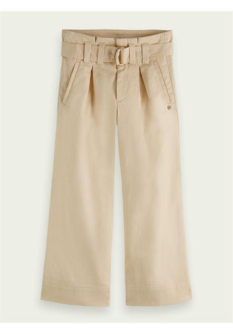 High waisted trousers SCOTCH & SODA KIDS | 1612310003