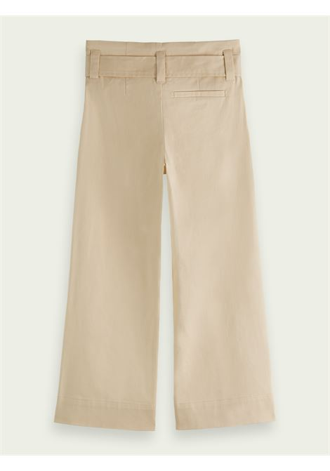 High waisted trousers SCOTCH & SODA KIDS | 161231T0003