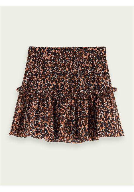 Printed skirt SCOTCH & SODA KIDS | 1627100591