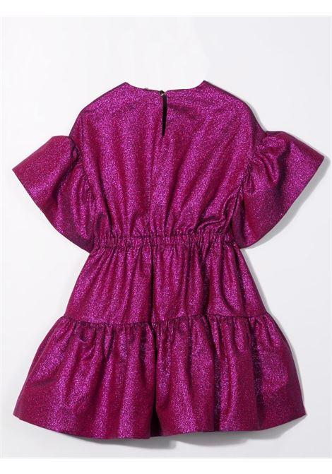 Flared dress with ruffles SIMONETTA | 1P1171 S0026514