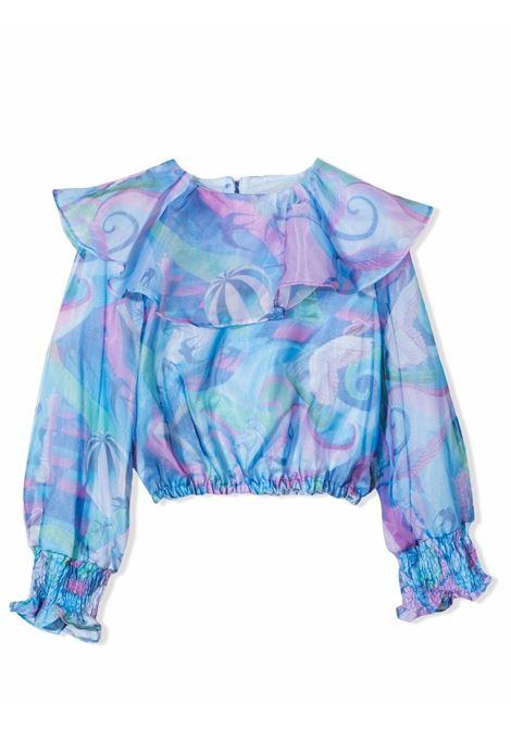 Patterned blouse SIMONETTA | 1P5060 O0006999