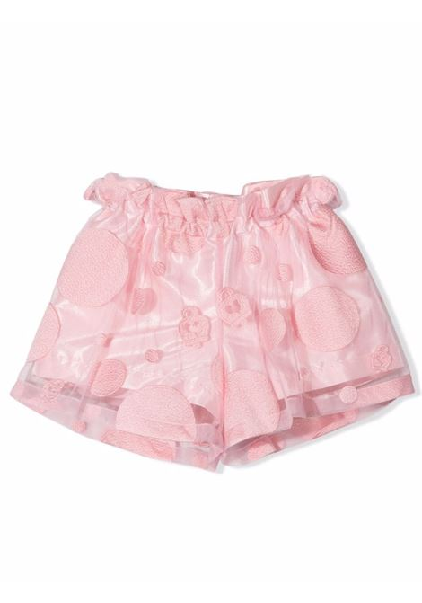 Pink tulle shorts SIMONETTA | 1P6089 L0004510