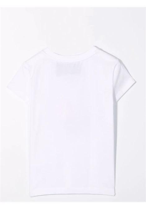 Little girl t-shirt with print SIMONETTA | 1P8061 Z0043T100