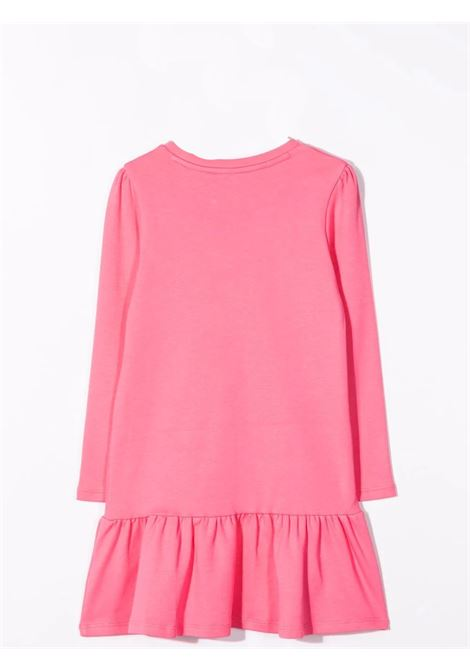 Little girl dress with application THE MARC JACOBS KIDS | W1237949H