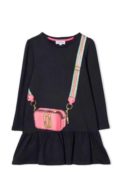 Little girl dress with application THE MARC JACOBS KIDS | W12379T84E