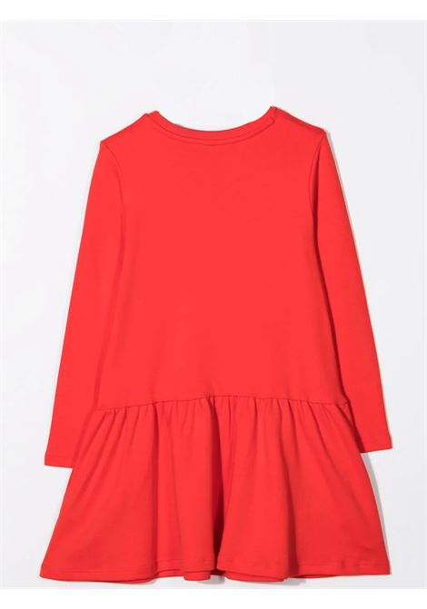 Little girl dress with print THE MARC JACOBS KIDS | W1238097E