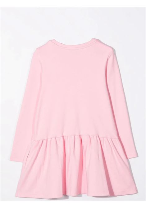 Little girl dress with print THE MARC JACOBS KIDS | W12380T45T