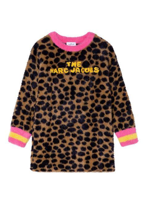Dress with print THE MARC JACOBS KIDS | W12388300
