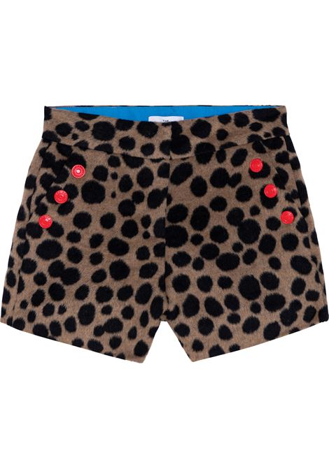 Shorts with print  THE MARC JACOBS KIDS | W14285300
