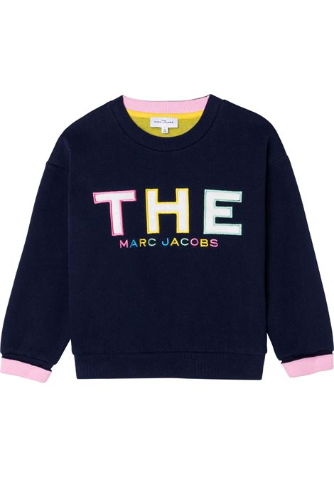 Sweatshirt with embroidery THE MARC JACOBS KIDS | W1557084E