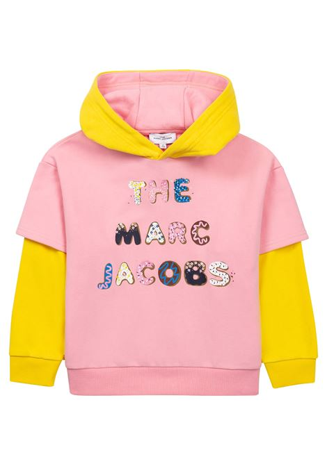 Sweatshirt with print THE MARC JACOBS KIDS | W15571T45T