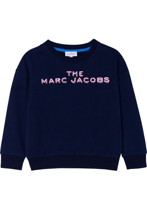 Logo sweatshirt THE MARC JACOBS KIDS | W15573T84E