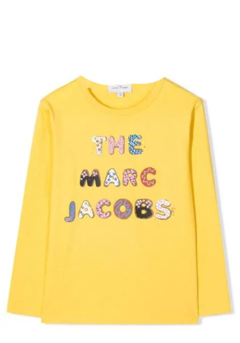 Little girl t-shirt with print THE MARC JACOBS KIDS | W15586T526