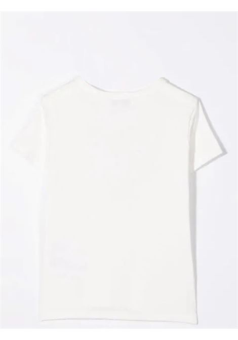 Little girl t-shirt with logo THE MARC JACOBS | W15590T117