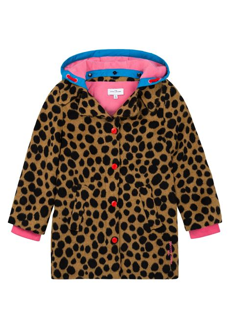 Single-breasted coat THE MARC JACOBS KIDS | W16133300