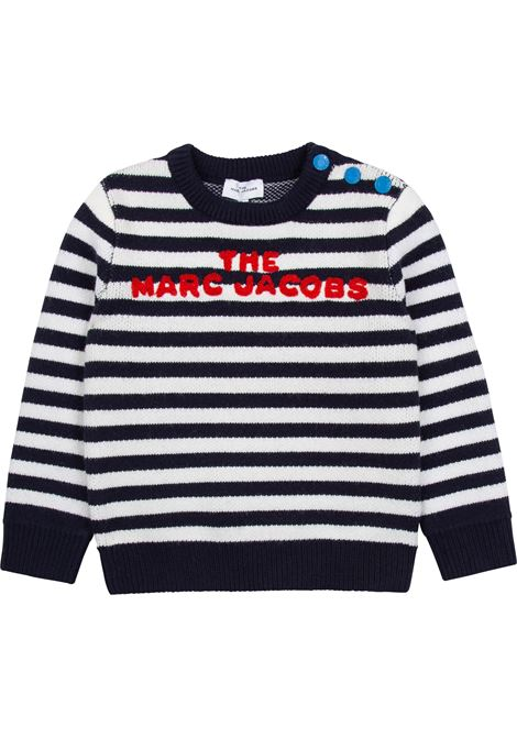 Maglione a righe THE MARC JACOBS KIDS | W25491V91