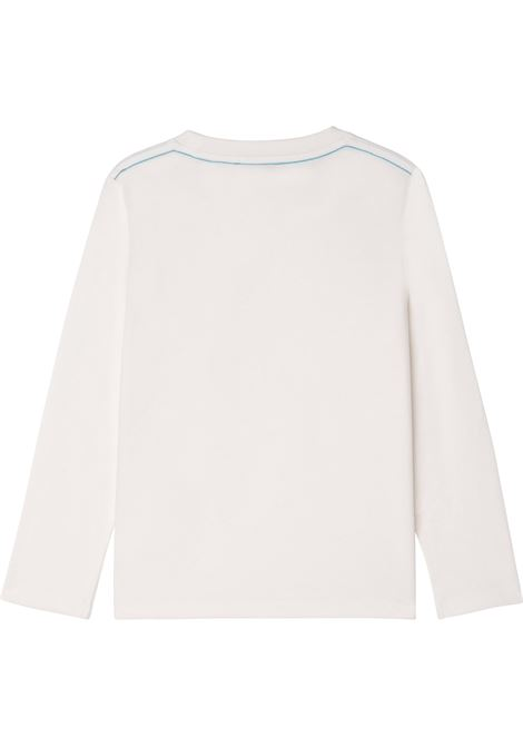 T-shirt con stampa THE MARC JACOBS KIDS | W25507117