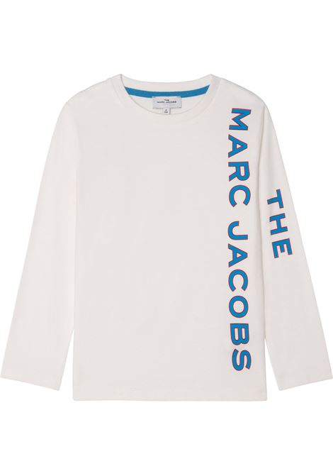 T-shirt con stampa THE MARC JACOBS KIDS | W25507T117