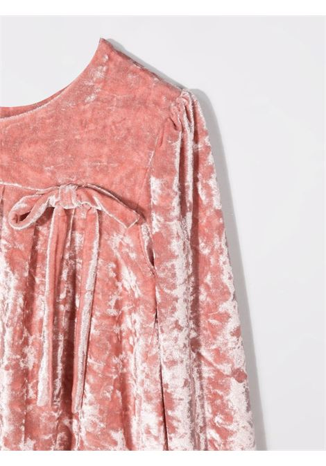 Chenille blouse U+E' BY MISS GRANT | UE001102