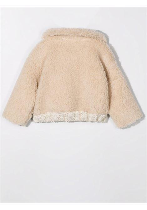 Faux fur coat U+E' BY MISS GRANT | UE002508
