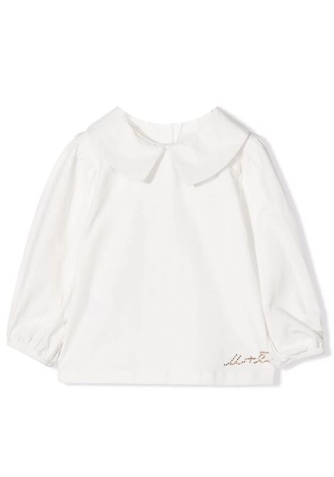 Blouse with collar U+E' BY MISS GRANT | UE005301