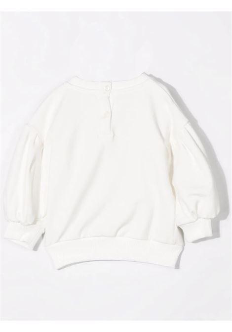 Sweatshirt with applications U+E' BY MISS GRANT | UE009101