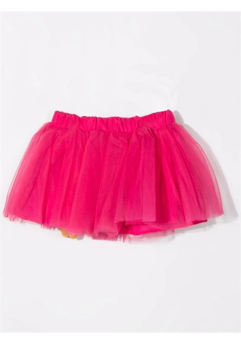 Mini skirt with applications U+E' BY MISS GRANT | UE010203