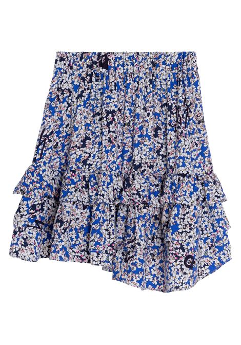 Floral mini skirt Zadig & voltaire | X13053871