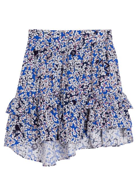 Floral mini skirt Zadig & voltaire | X13053T871