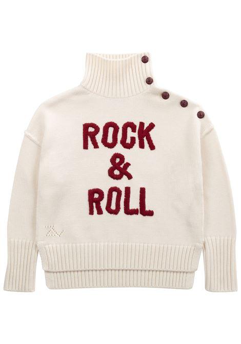 Maglione con ricamo Rock & Roll Zadig & voltaire | X15287T140
