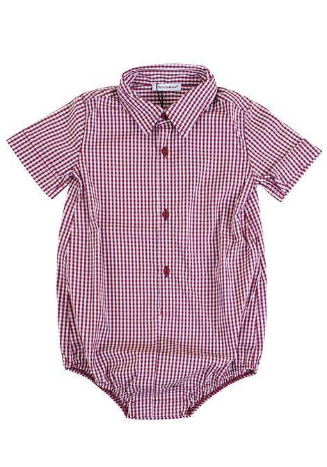 Tutina neonato DOLCE & GABBANA KIDS | Camicie | L11032 FQEAWS8107