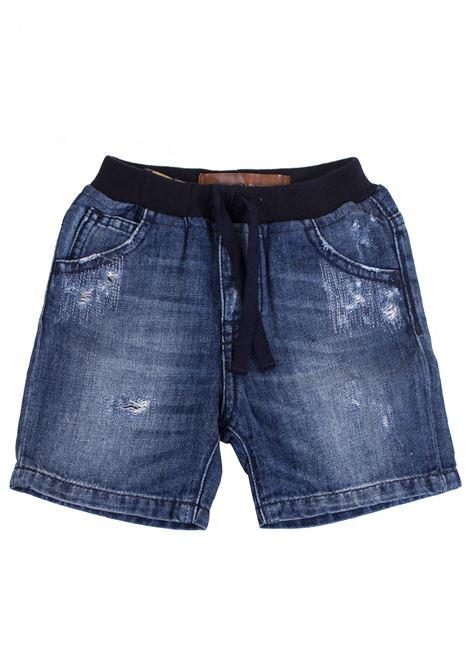 Newborn shorts DOLCE & GABBANA KIDS | Bermuda | L11Q33 LD470S9001