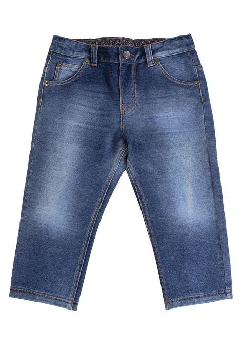 Newborn trousers DOLCE & GABBANA KIDS | Trousers | L1JPL5 G7IFAS9000