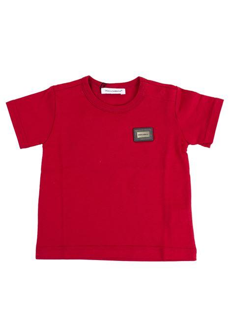 Baby T-shirt DOLCE & GABBANA KIDS | T-shirt | L1JT0Z G7FWOR0026
