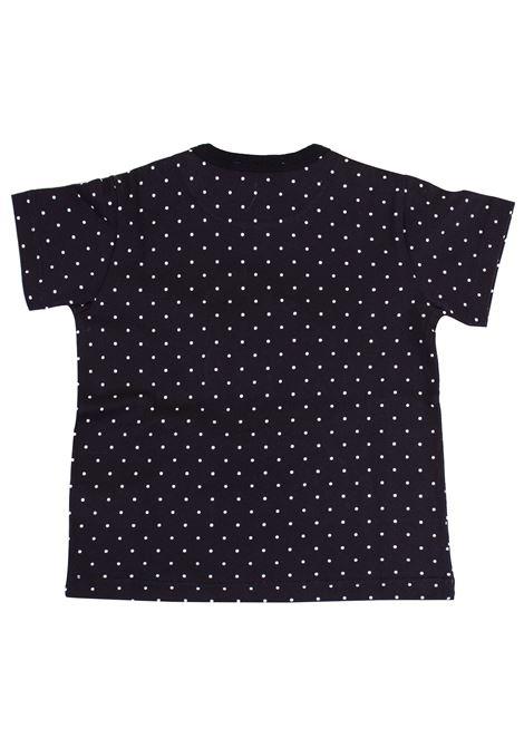 Pois baby t-shirt DOLCE & GABBANA KIDS | L1JT41 G7KDKHN19W