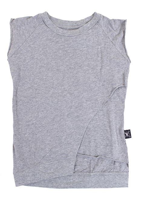 Double-cut little girl t-shirt NUNUNU | T-shirt | NU171307