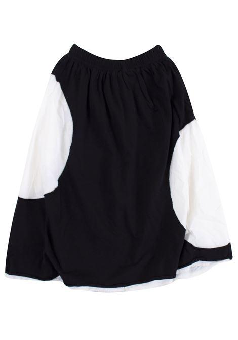 Little girl skirt with circles NUNUNU | Skirt | NU176601