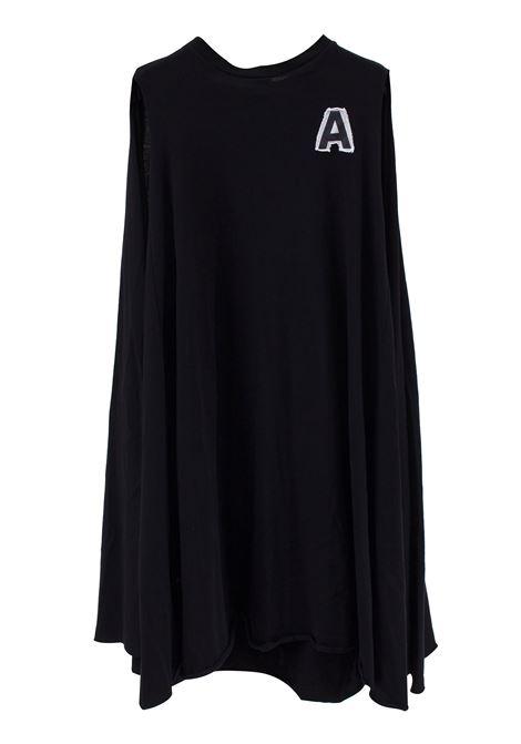 Little girl dress with cape NUNUNU | Dress | NU178101