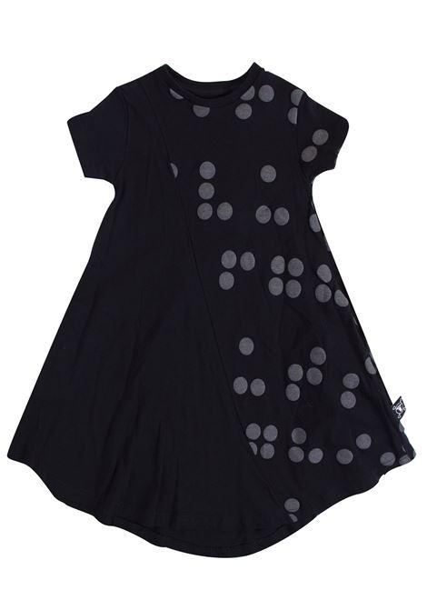 Dress for girls with circles NUNUNU | Dress | NU178501