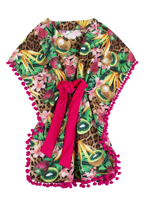 Kimono floreale bambina 4GIVENESS KIDS | Kimoni | FGG00152200