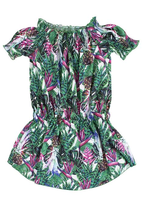 Girl's floral dress 4GIVENESS KIDS | Dress | FGG00168200