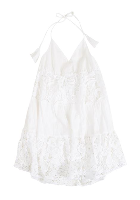 Girl's embroidered dress 4GIVENESS KIDS | Dress | FGG00181001