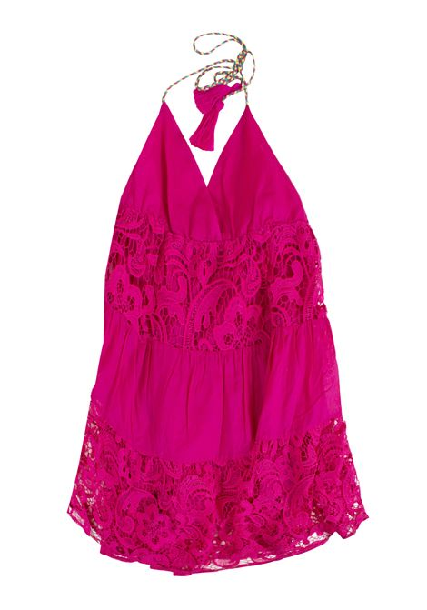 Girl's embroidered dress 4GIVENESS KIDS | Dress | FGG00181044