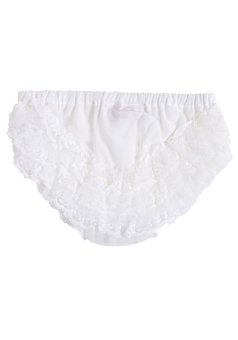 Newborn coulotte with lace ALETTA | Coulottes | HS88211301